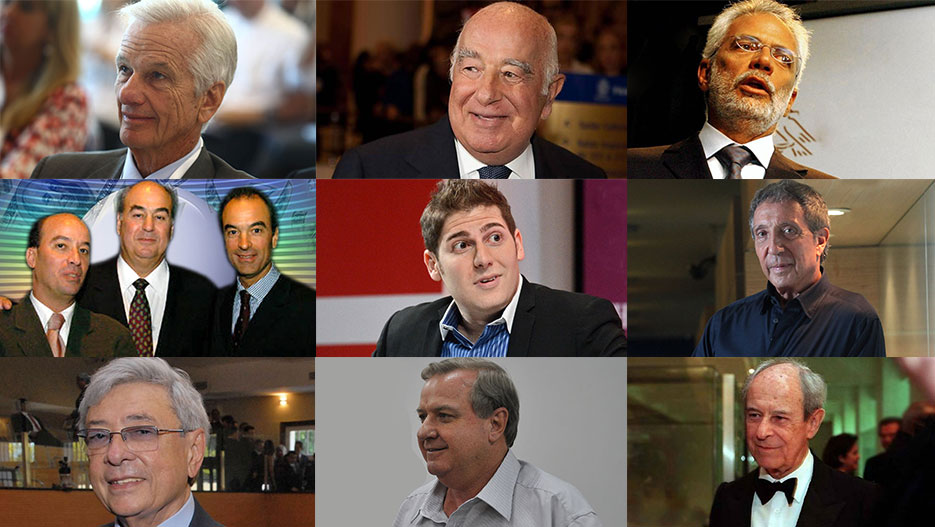 Most Powerful Businessmen in Brazil