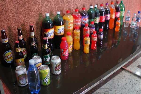 Dydyo soft drinks