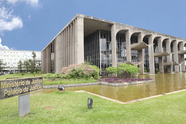 Ministry of Justice Brasilia