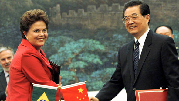 Brazil, China and their relations