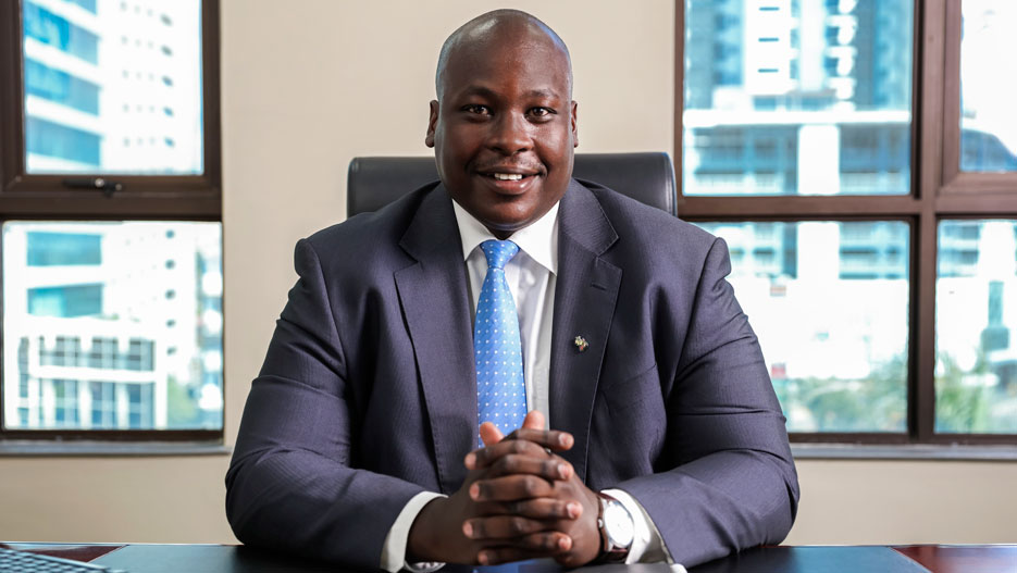 Alais Mwasha, Tax Partner at Basil & Alred