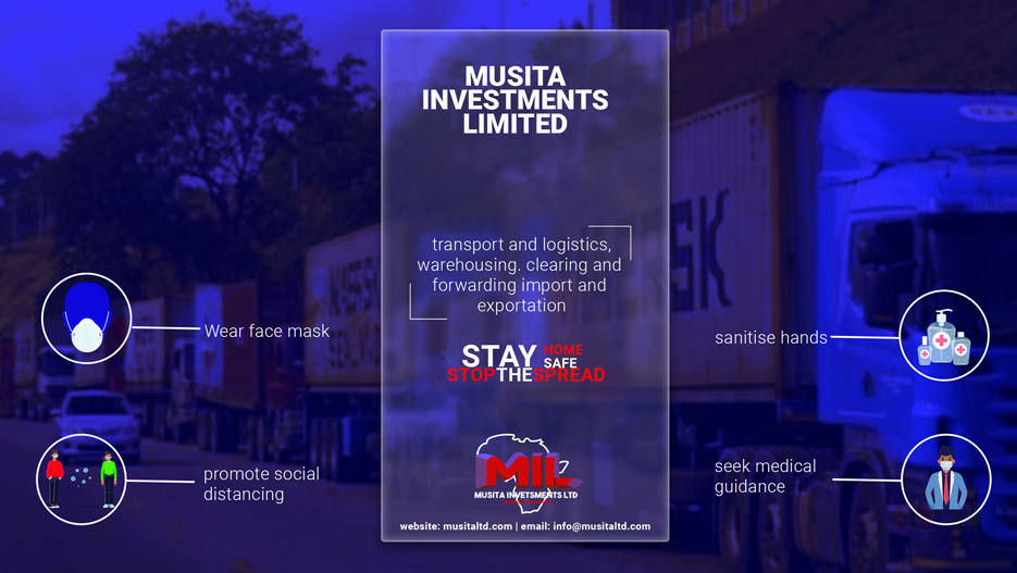 Transport and Logistics in Uganda: Musita Investments Remains at the Forefront During the COVID-19 Crisis