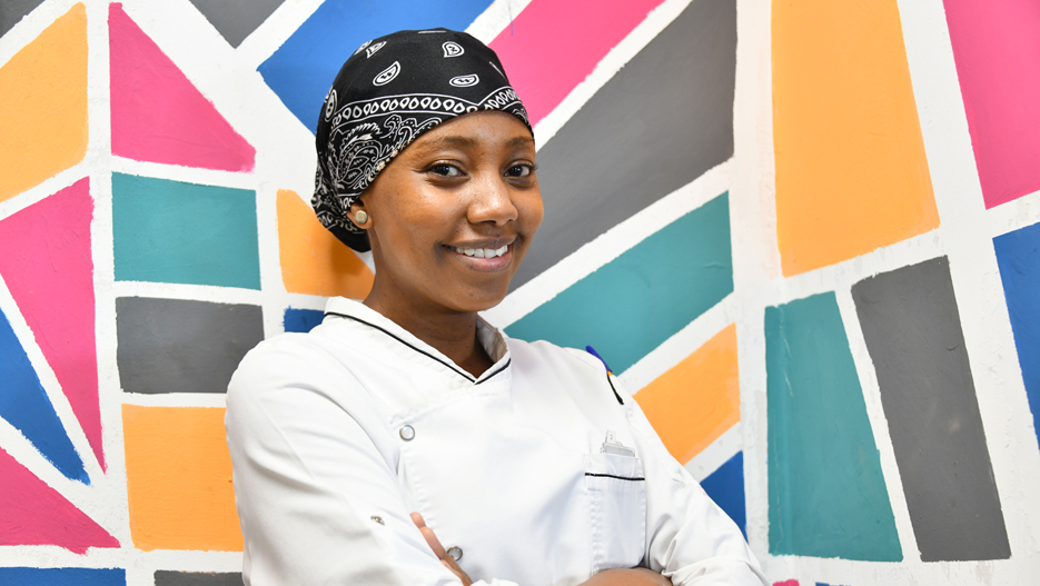 Trademark Hotel Head Pastry Chef Catherine Kariuki Discusses the Pastry Industry in Nairobi