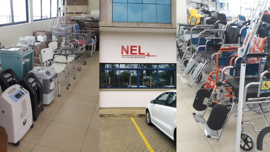 Eldoret: Nairobi Enterprises Limited Opened a Retail Branch in the New Medical City of Kenya