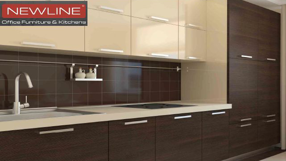 Buy modular kitchen cabinets in Nairobi with Newline Limited