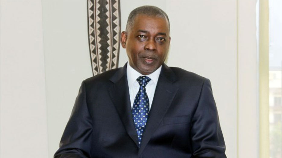Gerard Mangoua, Chairman and Managing Director of Ubipharm/Laborex
