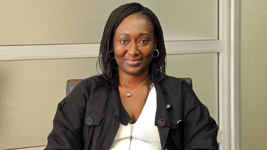 Kadi Fadika-Coulibaly, Managing Partner at Hudson & Cie