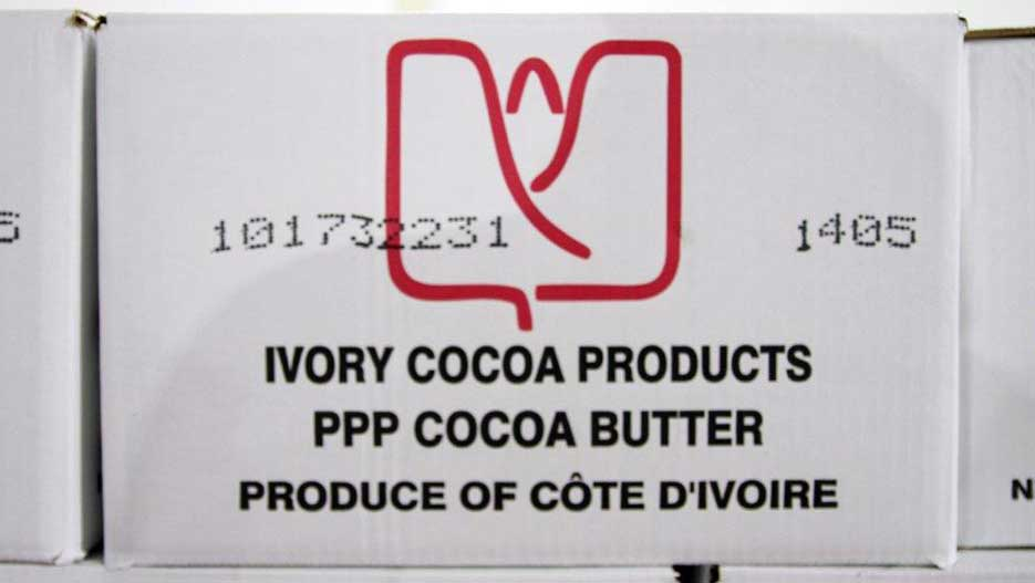 Ivory Cocoa Products