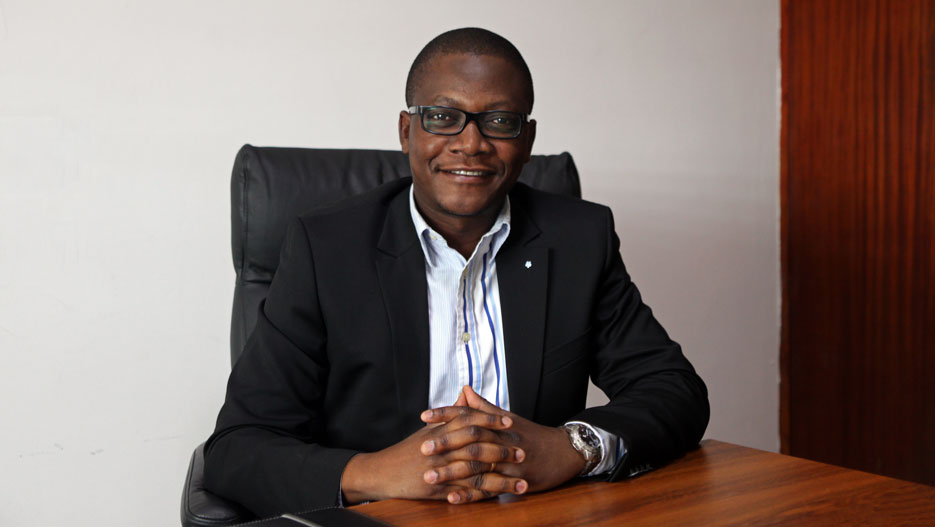 Olivier Avoa, CEO chez Afrikap Group