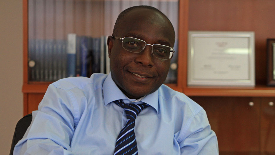 Bouaké Fofana, General Director of Ageroute
