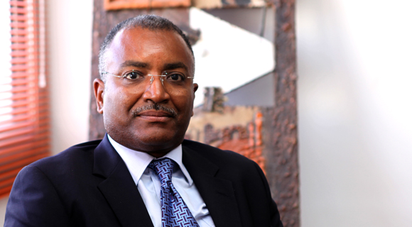 Louis Diakité, Chief Executive Officer of Alink Telecom Ivory Coast