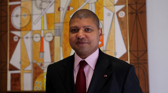Jean-Louis Billon, Chambre de Commerce et Industrie de Cote d`Ivoire (Chamber of Commerce and Industry of Ivory Coast)