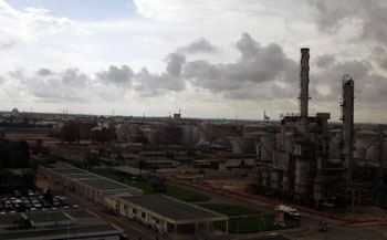 Oil and gas industry in Ivory Coast