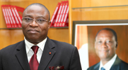 Dagobert Banzio, Minister of Commerce of (Ivory Coast) Côte d'Ivoire)