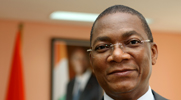 H. E. Bruno Nabagne Kone, Minister of Post and ICT of Ivory Coast (Cote d`Ivoire)