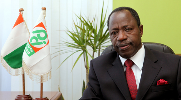 Daniel Gnangni, General Director of Petroci Côte d'Ivoire