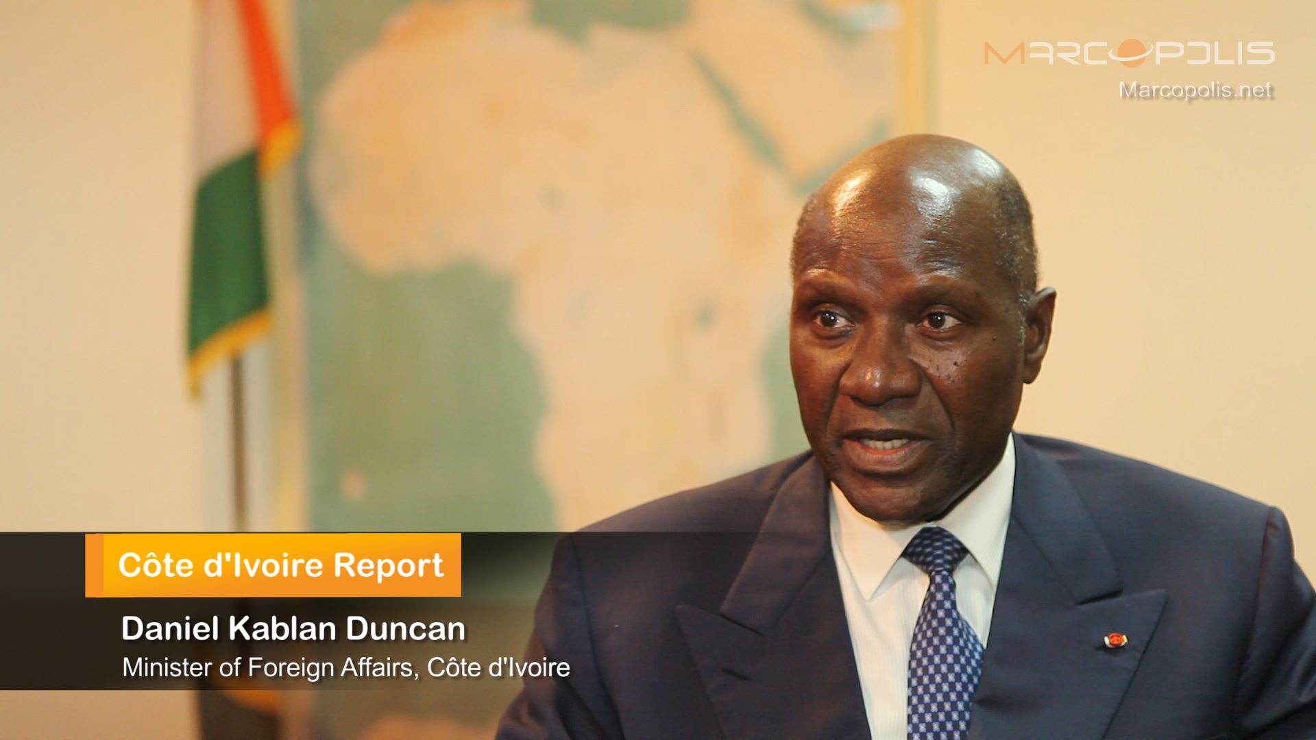 Côte d'Ivoire Foreign Policy: Emerging Country by 2020 and Double Digit Growth