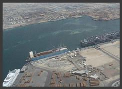 Jebel Ali Port and Free Zone