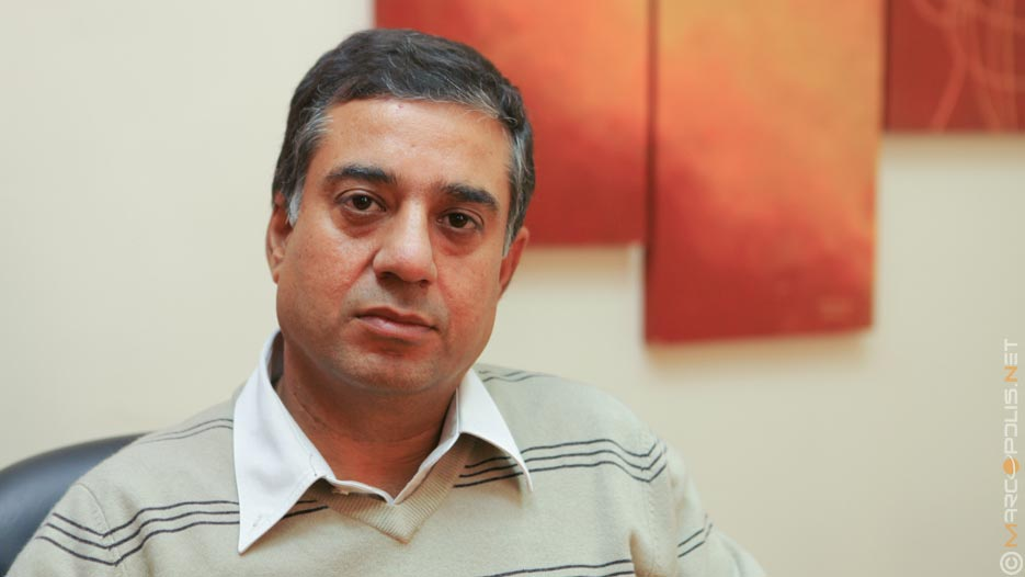 Manish Mehra, Regional Head - Middle East and Egypt of Asian Paints (SCIB paints)