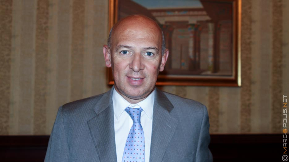 Roberto Vercelli, Managing Director & CEO of Bank of Alexandria (ALEXBANK)