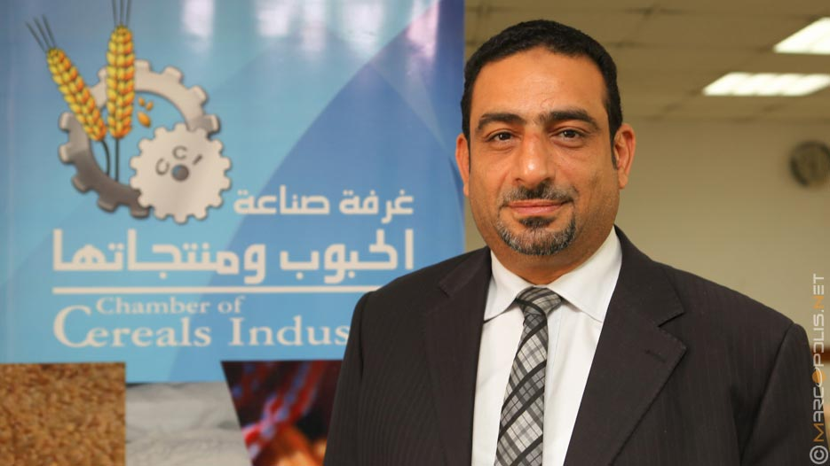 Tarek Saied Hassanein, Chairman of the Chamber of Cereals Industry in Egypt, Board Member of FEI (Federation of Egyptian Industries)