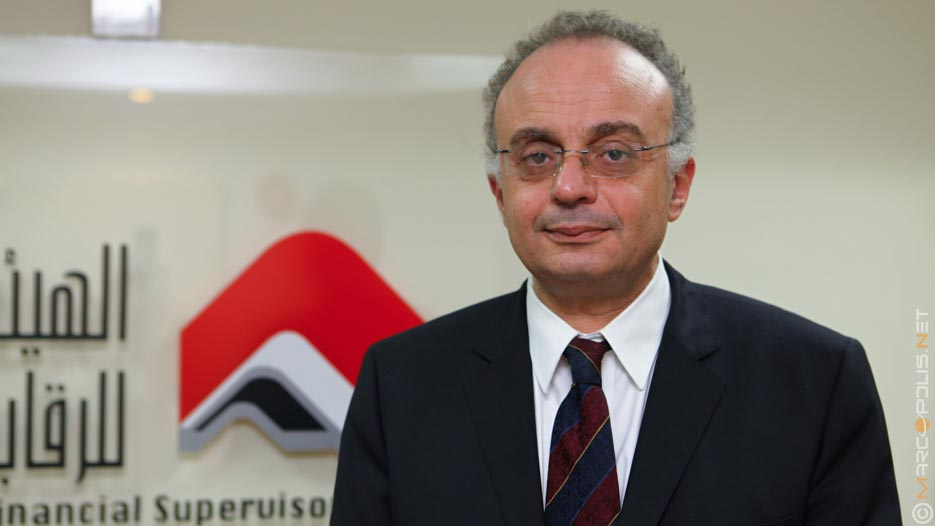 Sherif S. Samy, Chairman of Egyptian Financial Supervisory Authority (EFSA)