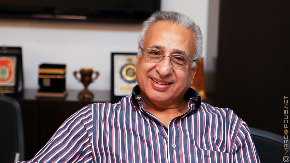Mahmoud Mounir Soliman, Chairman of Euroquarzo