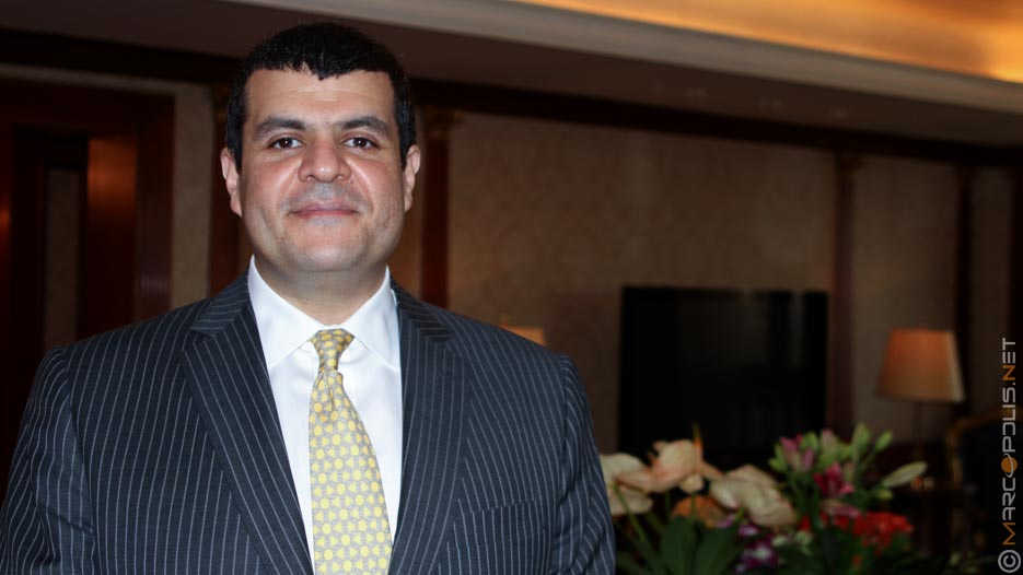 Mahmoud ElKeiy, General Manager of Four Seasons Hotel Cairo at The First Residence