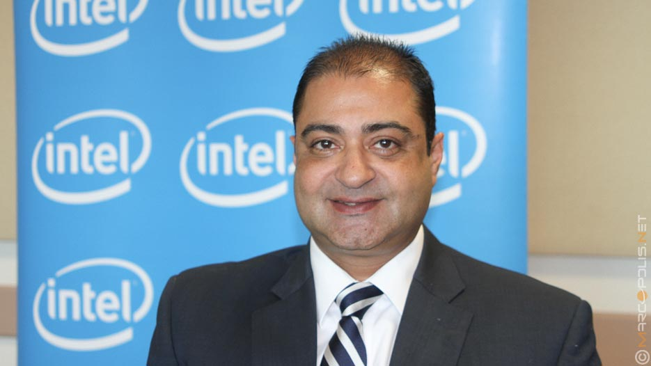 Karim El Fateh, Country Manager (Egypt & Levant) of Intel Corporation