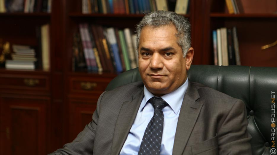 Mamdouh Al-Damaty, Minister of Antiquities and Heritage, Egypt