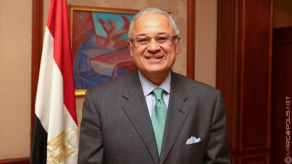 Mr. Hisham Zaazou, Minister of Tourism, Egypt