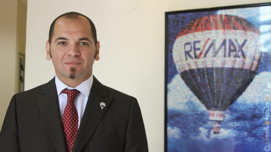 Khaled Nasser, Regional Director of RE/MAX Egypt
