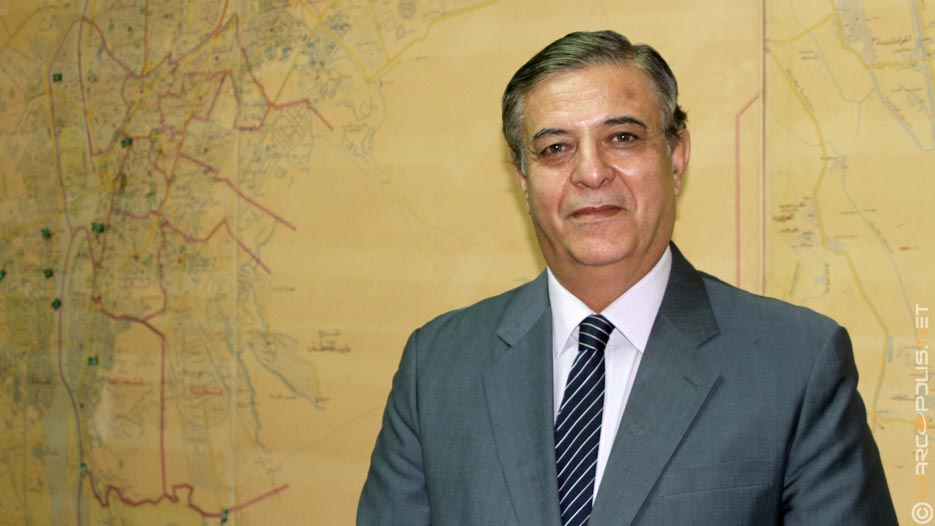 Darwish Ahmed Hassanin, CEO of Saudi Egyptian Construction Company (SECON)