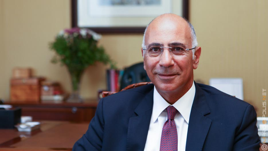 Khaled AbuBakr, Executive Chairman of TAQA Arabia