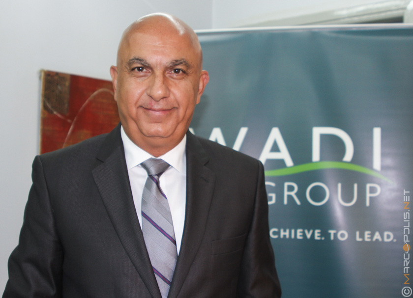 Tony Freiji, President  & CEO of WADI GROUP