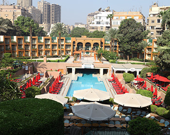 Cairo Marriott Hotel in Cairo