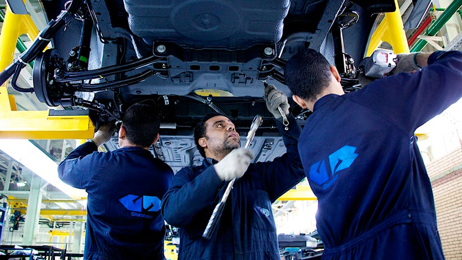 Top Automotive Companies in Egypt