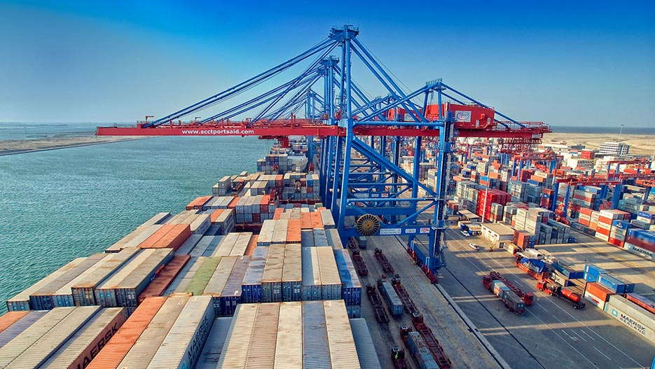 Top Logistics & Shipping Companies in Egypt