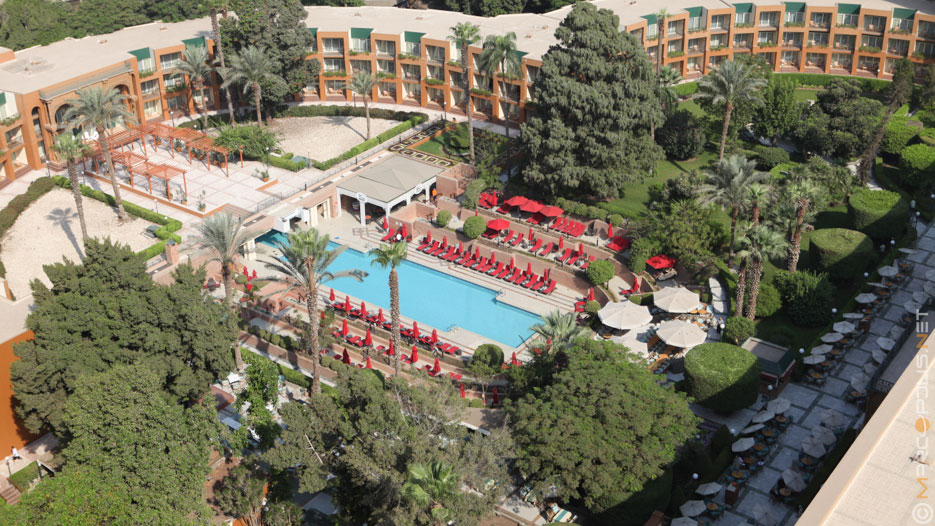 Egypt's Tourism Outlook: Cairo Marriott Hotel Is Optimistic about Tourism