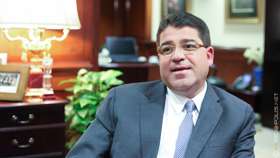 Akram Tinawi, CEO and MD of Arab Banking Corporation (ABC) Egypt