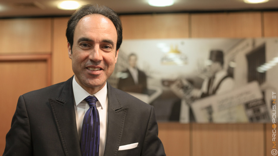 Ayman Mokhtar, GM & Head of Corporate Banking of Banque du Caire