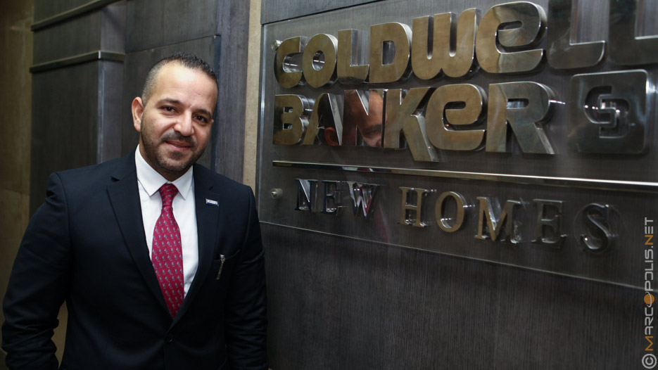 Mohamed El Banany, VP Business Development at New Homes (Coldwell Banker, Egypt)
