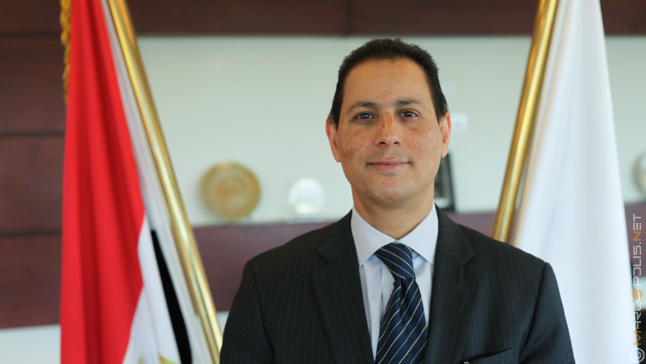 Dr Mohammed Omran, Chairman of Egyptian Stock Exchange (EGX)