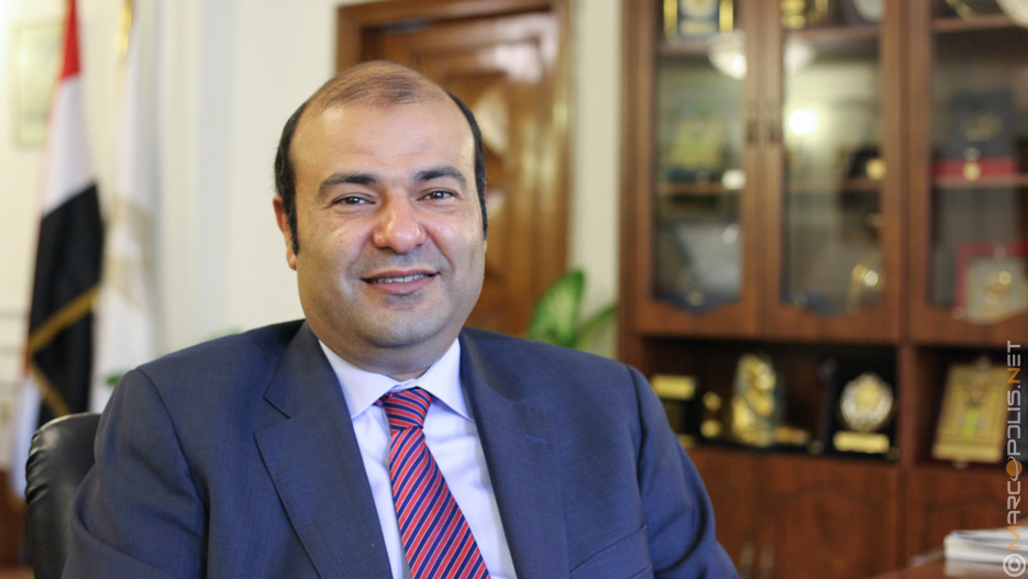 Dr. Khaled Hanafy, Minister of Supply and Interior Trade, Egypt