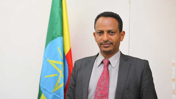 Fitsum Arega, Director General of Ethiopian Investment Agency