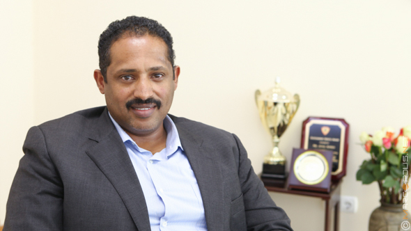 Jemal Ahmed, Chairman of Horizon Company (Midroc Group Ethiopia)