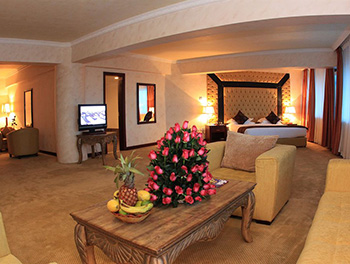 Intercontinental Addis suites
