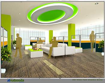 Technostyle design for Oromia International Bank