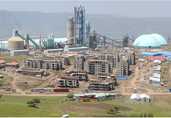 Cement production in Ethiopia, Derba Cement production