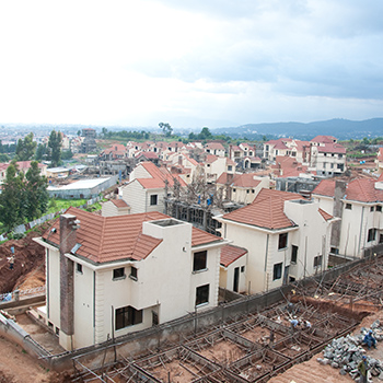Gift Real Estate development in Addis Ababa